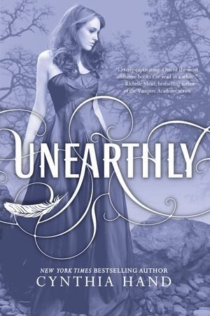 Unearthly book image