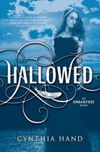 Hallowed Hardcover  by Cynthia Hand