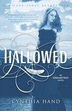 Hallowed Paperback  by Cynthia Hand