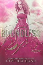Boundless Hardcover  by Cynthia Hand