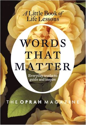 Words That Matter book image