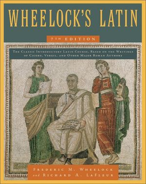 Wheelock's Latin, 7th Edition book image