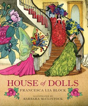 House of Dolls book image
