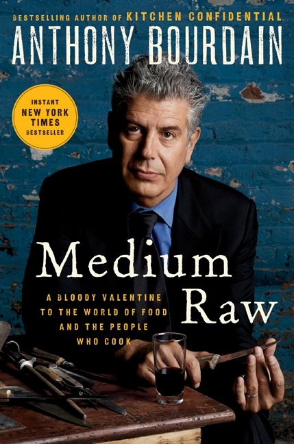 Medium raw anthony bourdain e book read a sample enlarge book cover fandeluxe Images