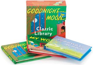 Goodnight Moon Classic Library book image