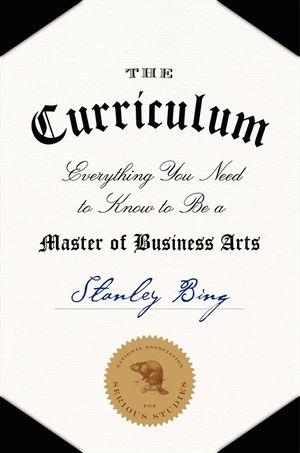 The Curriculum book image