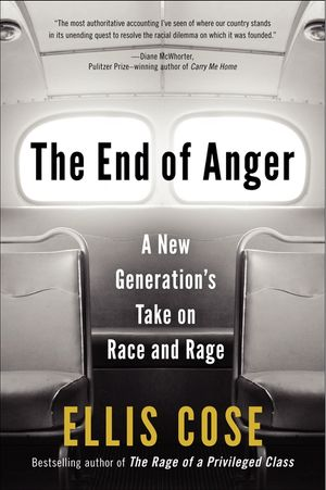 The End of Anger book image