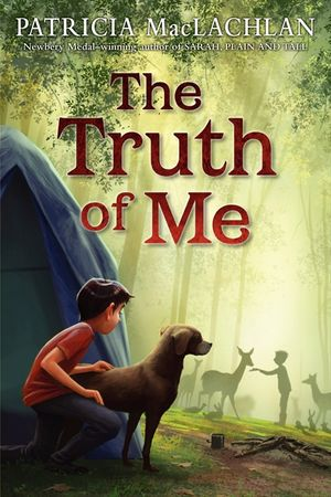The Truth of Me book image