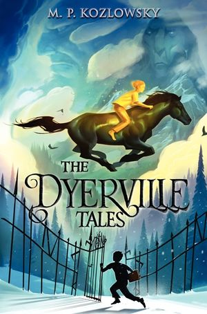 The Dyerville Tales book image