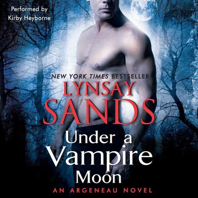 Under A Vampire Moon Lynsay Sands Digital Audiobook