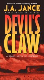 Devil's Claw Paperback  by J. A. Jance