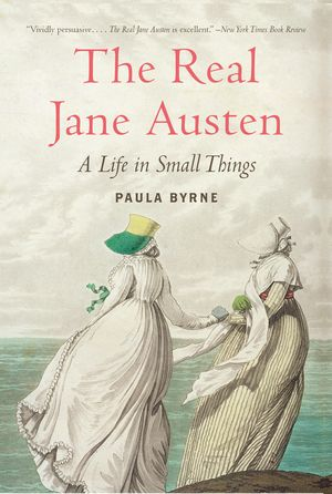 The Real Jane Austen book image