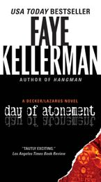 Day of Atonement Paperback  by Faye Kellerman