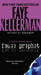 False Prophet Paperback  by Faye Kellerman