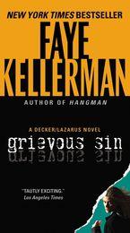 Grievous Sin Paperback  by Faye Kellerman