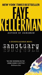 Sanctuary Paperback  by Faye Kellerman