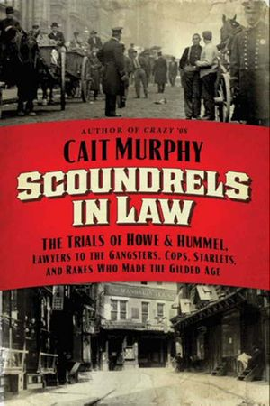 Scoundrels in Law book image