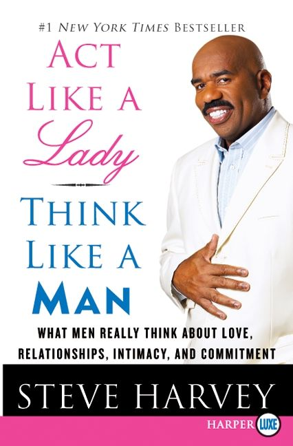 Act like a lady think like a man book review