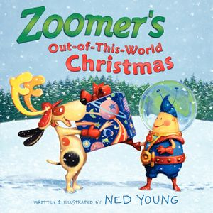 Zoomer's Out-of-This-World Christmas book image