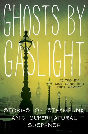 Ghosts by Gaslight book image