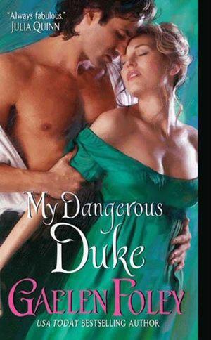 My Dangerous Duke book image