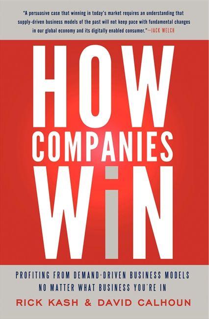 how companies win rick kash hardcover