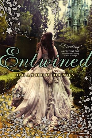 Entwined book image