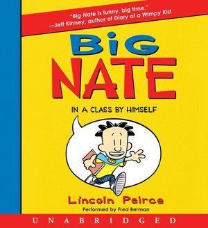 Big Nate book image