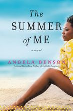 The Summer of Me Paperback  by Angela Benson