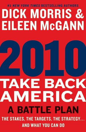 2010: Take Back America book image