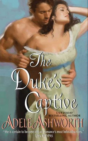 The Duke's Captive book image