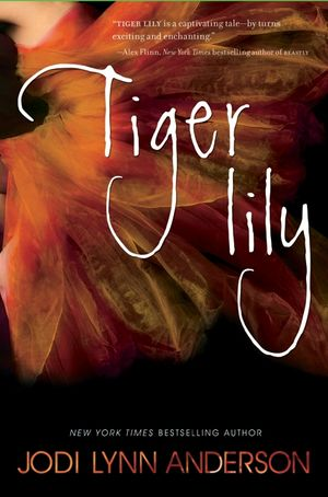 Tiger Lily book image