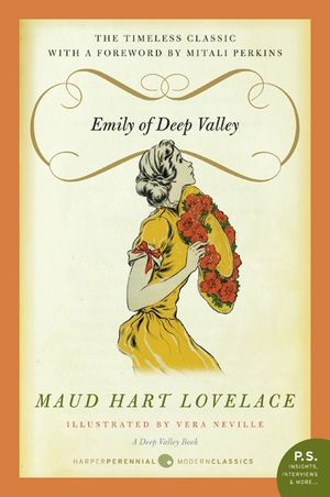 Emily of Deep Valley book image