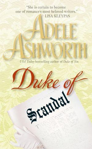 Duke of Scandal book image