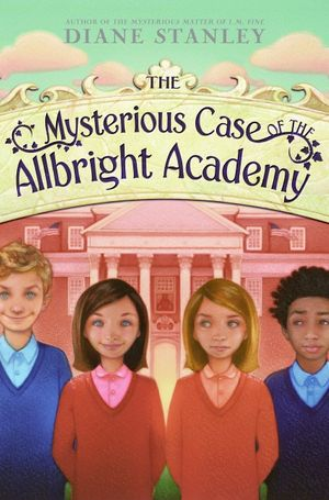 The Mysterious Case of the Allbright Academy book image
