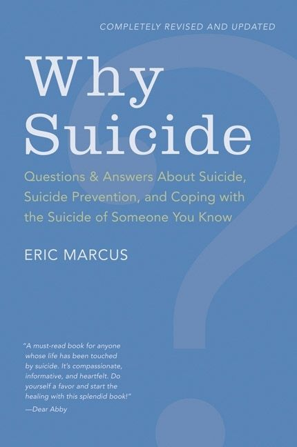 Why Suicide? - Eric Marcus - Paperback