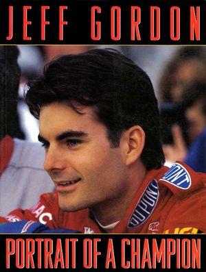 Jeff Gordon book image