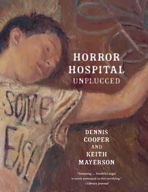 Horror Hospital Unplugged book image