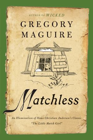 Matchless book image