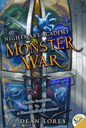 Nightmare Academy #3: Monster War book image