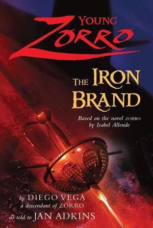 Young Zorro book image