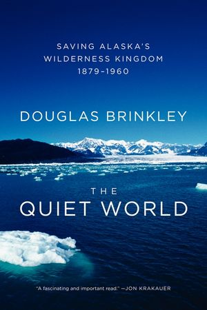 The Quiet World book image