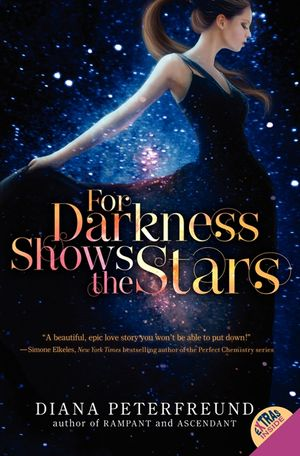 For Darkness Shows the Stars book image