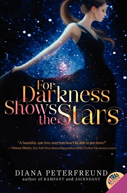 Romantic Quotes: For Darkness Shows the Stars