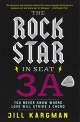 The Rock Star in Seat 3A