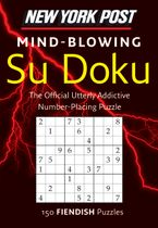 New York Post Mind-blowing Su Doku Paperback  by HarperCollins Publishers  Ltd