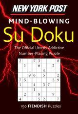 New York Post Mind-blowing Su Doku