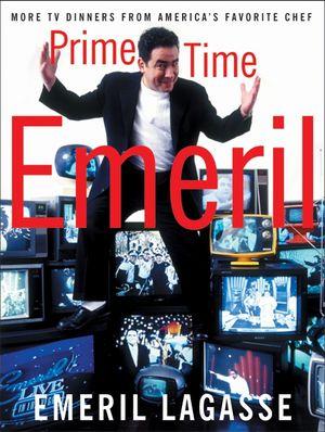 Prime Time Emeril book image
