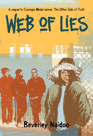 Web of Lies book image