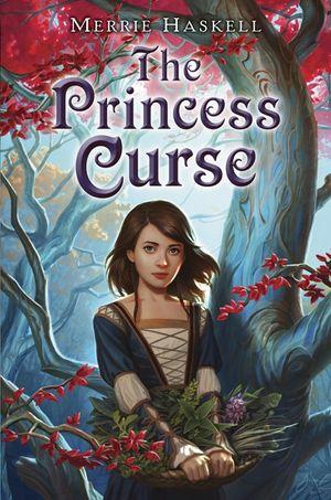 The Princess Curse book image